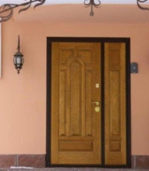 сколько будет стоить вставить входные двери
